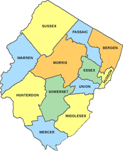 new jersey service area